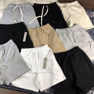 2021 Herren Kurze Hosen Casual Essentials Buchstaben gedruckte Hose mit losen Loops und Hip-Hop-Shorts Sommer Shorts Top-Qualität