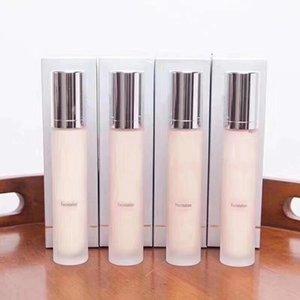 Zel ens Control Cream Liquid Foundation Face Makeup 30ml 4 Colors Famous Brand DHL Shipping