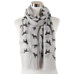 2021 High quality wholesale fashion scarves timeless classic, ultra-long thin shawl fashion women's soft silk scarves 03