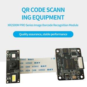 XR2500M QR код сканер встроенный штрих-код 2D кода сканирования модулятора CMOS двигатель с Scans 1D 2D QR-код PDF417L / USB / RS232 / TTL интерфейс считывания штрих-кода