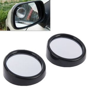 wtyd for mirrors 2 PCS 3R11 Car Rear View Mirror Wide Angle Mirror Side Mirror 360 Degree Rotation Adjustable