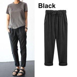 Women's Pants & Capris Zogaa Harem Full Length Women Outwear Solid Velvet Bottoms Joggers High Waist Casual Loose Female Trousers