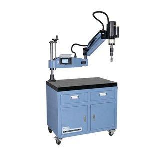 Пневматические инструменты M6-M24 220V CE Универсальный Тип Электрический Надувательный Станок Тонппер Машина Рабочая резьба Рука