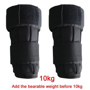 Sand Bag 1 Pair Wrist Weights Oxford Fabric Boxing Adjustable Ankle Hand Gym Exercise Sandbag Strap Wraps Strength Training For Adult