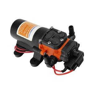 12V DC Micro Diaphragm Pumping Self-priming Pump Spray Motor 2 Chamber Positive Displacement Caravan RV Boat Marine