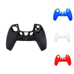 Controller Gamepad for PS5 Thumbstick Joystick Stick Cover Silicone Protective Case Cover Skin for Playstation 5