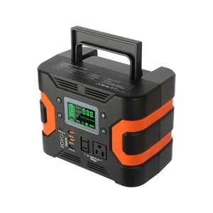 Hot Portable Power Station, Flashfish 81000mAh Solar Generator With 110V AC DC USB PD-Type-c Car Port SOS Light, Backup Battery Pack Power