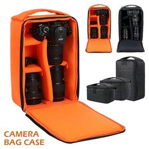 Sac à caméra DSLR Multi-fonctionnel imperméable Vidéo Vidéo Digital Carry Photo Sac de photo pour caméra DSLR