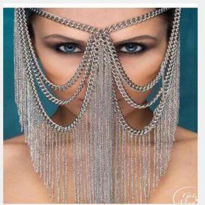 Masque diamant élégant cristal artificiel bricolage hallowma masque vénitien masque sexy moitié visage de la soirée de danse ma Jllomp Yummy_shop