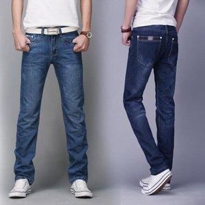 Yeni Marka 2021 Erkekler Moda Rastgele Kayıp Kot Last Yaz Yırtık Yüksek Kuyruk Efektleri Renkler Sağ Broek Artı Boyutu