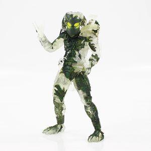20 cm NECA 30 ANIVERSARIO ANIME DE ANIME DE ANIMIENTO JUNGLE Demonio Figurine Alien VS PREDAOR PVC Figura de acción Coleccionable Modelo de juguete C0220