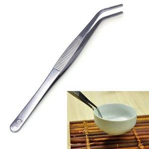Stainless Steel Tea Tweezers Kungfu Tea Clamp Tool