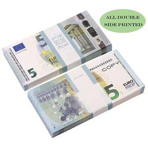 Movie Prop Banknote 10 долларов Игрушечная валюта вечеринка Поддельные деньги дети подарок 50 доллар билет из искусственного билета FAUX BELET