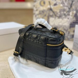 Luxurys Designers Makeup Bag Women Handbag Makeup Bag Designer Pouch Fashion New Fashion Cosmetic Bag Gift with Box
