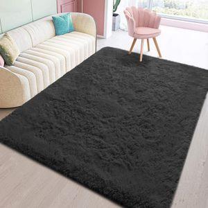 Modern Furry Area Shag Rug Living Fluffy Soft for Kids Room Home Decor Mat Non-Slip Plush Fuzzy Carpet