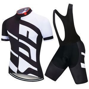 2021 Rro Ciclismo Jersey Set Mountain Bike Uniforms Summer Cycling Wear Bicycle Roupas Homens Ciclismo Roupas MTB Bike Camisas C0220