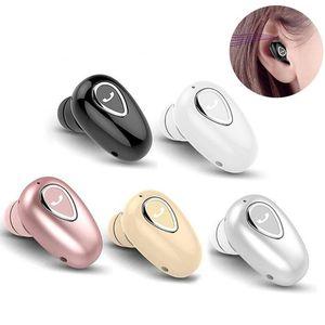 YX01 Auriculares Bluetooth Mini YX01 Wireles Auriculares Auriculares Auriculares Auriculares Micrófono Deporte Estéreo Auricular Auricular con Paquete Retail