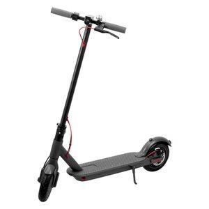 D8 Pro 350w Electric Foldable Scooter 8.5inch Max 25 Mileage Waterproof Smart Skateboard Bluetooth APPS E-bike