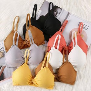 Bras Women Strapless Bra Sexy Push Up Backless For Padded Bralette Wire Free Ladies Tube Top Brasieres Para Mujer