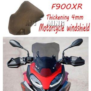 Para F900XR 2021 F900 XR 2021 Motocicleta de alta calidad de alta calidad, parabrisas de parabrisas de parabrisas deflectores de viento.