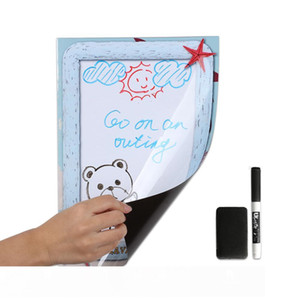 Planner A4 Fridge Magnet Removable Erase Drawing Writing Magnetic Board Fridge Message Board Magnets To Do List Memo PadXHAAON