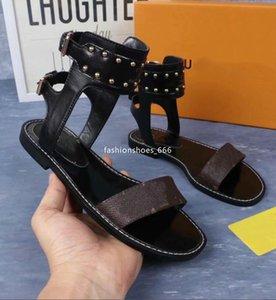 مصمم الفاخرة الصنادل ذات الكعب العالي للنساء سيدة أحذية المنصة مشبك المطاط تسولي حجم 35-42
