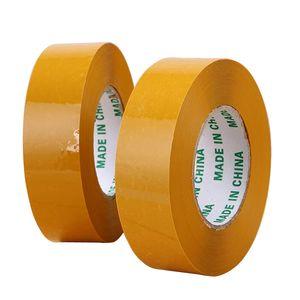 Étiquette de bandes d'étanchéité Étiquette d'emballage Clear Carton Box Stickings Emballage Bandes Emballage Adhésif