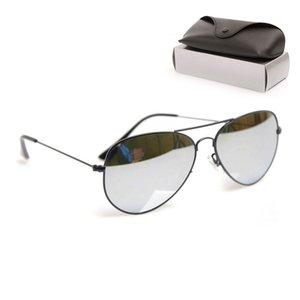 Высококачественные солнцезащитные очки женщин 58 мм стекло объектив роскошные мужские солнцезащитные очки ультрафиолетовые защиты мужчин дизайнерские очки металлические шарниры мода женщины очки с оригинальной коробкой