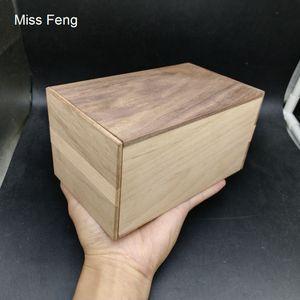 SH115   Family Gift Intelligence Mind Game Hard Secret Puzzle Box Brain Teaser Toy