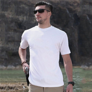 T-shirt da uomo Coppie Coppie Lock Letter Printing New Fashion Casual Shirt Casual Classico T-shirt da uomo T-shirt da uomo Round Neck Summer Dress - Q098