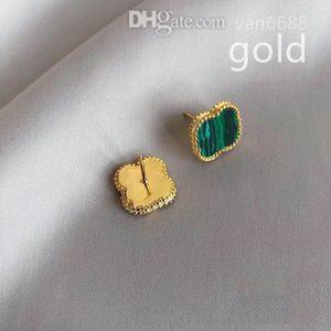 Designer women love ear studs pendant Earrings Cleef Necklaces Screw Bracelet Party carti Wedding earring Couple Gift van Fashion Luxury rings [With box]rtgtfhfgd
