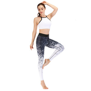 Body sculpting Tights, Print Yoga Suit Fitness Barbie Pants, Women Running Sports Brand Tracksuits For Bra, Aoshili Jogging Suits Compressio