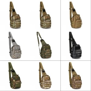 Épaule militaire d'extérieur Tactique Femmes Sac à dos pour hommes Rucksacks Sport Camping Sac de voyage Sac d'escalade B14 290 x2