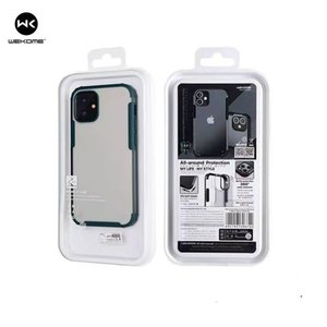 Прозрачный чехол для телефона для iPhone 12 11 Mini Pro Max XS XR 7 PLUS Samsung S20 TPU защитный противоударный чехол чехол