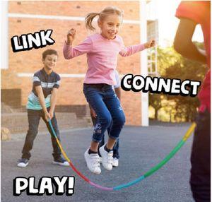 Crianças desabafar brinquedos brinquedos telescópicos telescópicos brinquedos sensoriais cor tubo engraçado tube telescópico brinquedo DHL frete