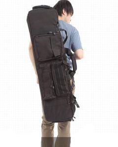 العسكرية الادسنس بندقية حقيبة حالة مزدوجة بندقية حقيبة الظهر ل M249 M16 AR15 بندقية حقيبة الصيد كاربين بندقية تحمل حقيبة حماية 201022 41 W2