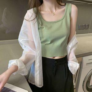 Small suspender waistcoat for women