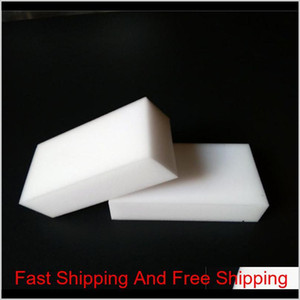Magic Sponge White Melamine Sponge Eraser For Keyboard Car Kitchen Bathroom Cleaning Melami qylEoW my_home2010