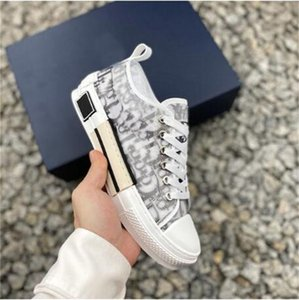 Top Quality Men Women Casual Shoes Outdoor Technology Canvas Trainers Mens Womens Fashion Pairs Outdoors Platform Trainer Sneaker With Box Size 36-46 EUR