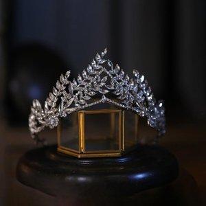 Fiddy898 2021 mariée bijoux bijoux diaras hiaras headpiece tocado novia princesse pageant filles filles reine couronnes