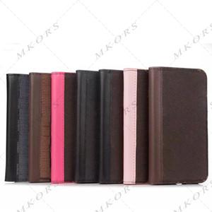 الكلاسيكية حالة الهاتف لآيفون 12 ميني 12PRO 11 11PRO X XS MAX 8 7 زائد Folio Leather TPU غطاء حماية ل iPhone12 7Plus 8plus