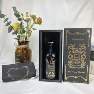 Perfume for Women and men the voice of snake EDP spray Long Lasting High Fragrance 100ml Good come with box wholesale