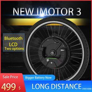 "Electric Bicycle 36V350W IMotor 3.0 Ebike Motor Wheel 24""26""29""700C Bike Front Conversion Kit Bicicleta Eletrica"