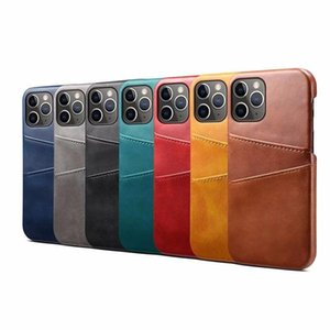 Cell Phone Repairing Tools 50PCS lot For I 12 11 Leather Case Anti-mobile Wallet Holder Cover With Card Slots Classic Design
