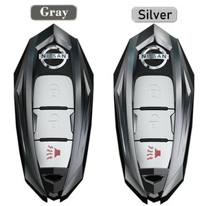 Smart Key Fob Cover Case For Nissan Rogue Altima Infiniti Q50 Q60 Q70 Keychain