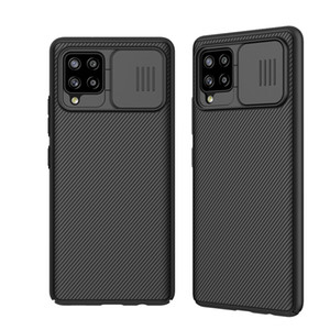 Nillkin Camshield case for Samsung Galaxy S20 FE 2020 A42 5G M51 M31S A71 A51 Camera Lens protective cover for Oneplus 8T Nord