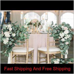 Artificial Eucalyptus Fake Leaf Plastic Eucalyptus Tree Branch Simulation Leaves For Christmas Wedding Decoration Flower Arrangment Tj Jfi7X