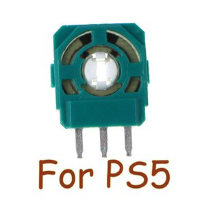 Original Green Replacement Analog 3D Joystick Micro Mini Switch Axis Resistors For Playstation 5 PS5 Controller
