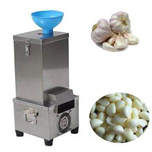 Оптовая продажа из нержавеющей стали из нержавеющей стали для пилинка для шелковины для малой емкости коммерчески удобная машина для пилинга чеснока