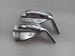 RomaRo Ray SX ZERO Wedge RomaRo Golf Wedges RomaRo Golf Clubs 48 50 52 54 56 58 60 Steel Shaft With Head Cover